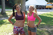 2011/08/14 - ..High School runners from throughout New York spent a week at Casowasco in the Finger Lakes Region for Aim High.