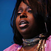 Concert Angie Stone.Angela Laverne Brown