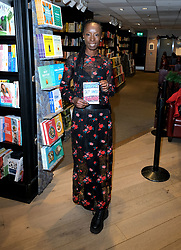 Supermodel, DJ and presenter Eunice Olumide MBE launches her new book &ldquo;How To Get Into Fashion&rdquo; at Waterstones in her home city of Edinburgh.<br /> <br /> Eunice was born in Wester Hailes<br /> <br /> Pictured: Eunice Olumide MBE<br /> <br /> Alex Todd | Edinburgh Elite media
