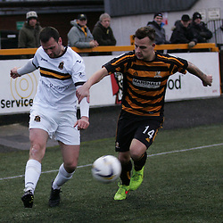 Alloa v Dumbarton | Scottish Championship | 6 December 2014