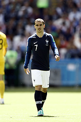 June 16, 2018 - Kazan, Kazan, Russia - Antoine Griezman of France, during the 2018 FIFA World Cup Russia group C match between France and Australia at Kazan Arena on June 16, 2018 in Kazan, Russia. (Credit Image: © Mehdi Taamallah/NurPhoto via ZUMA Press)