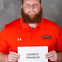 CU FB Andrew Franklin #64