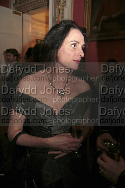 MANDANNA RUANE , Literary Review's Bad Sex In Fiction Prize.  In &amp; Out Club (The Naval &amp; Military Club), 4 St James's Square, London, SW1, 29 November 2006. <br />
