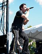 Janus performing at X-Fest in Dayton, OH on September 12, 2010