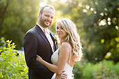 Allie & Morgan's Beautiful Ancaster Mill Sunset Wedding