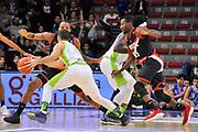 Marco Spissu<br /> Banco di Sardegna Dinamo Sassari - Openjobmetis Varese<br /> Basketball Europe Cup 2018/2019<br /> Sassari 19/12/2018<br /> Foto Ciamillo-Castoria