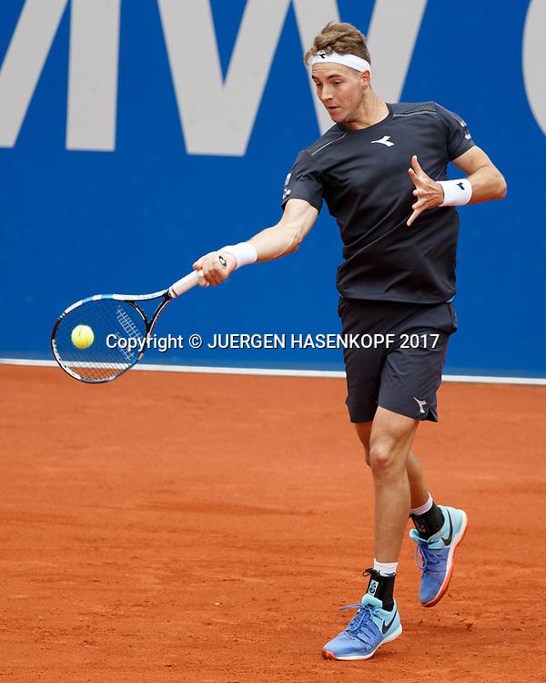 JAN-LENNARD STRUFF (GER)<br /> <br /> Tennis - BMW Open 2017 -  ATP  -  MTTC Iphitos - Munich -  - Germany  - 5 May 2017.