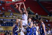 DESCRIZIONE : Tbilisi Nazionale Italia Uomini Tbilisi City Hall Cup Italia Italy Estonia Estonia<br /> GIOCATORE : Marco Cusin<br /> CATEGORIA : schiacciata sequenza<br /> SQUADRA : Italia Italy<br /> EVENTO : Tbilisi City Hall Cup<br /> GARA : Italia Italy Estonia Estonia<br /> DATA : 15/08/2015<br /> SPORT : Pallacanestro<br /> AUTORE : Agenzia Ciamillo-Castoria/Max.Ceretti<br /> Galleria : FIP Nazionali 2015<br /> Fotonotizia : Tbilisi Nazionale Italia Uomini Tbilisi City Hall Cup Italia Italy Estonia Estonia