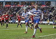 Reading v West Bromwich - FA Cup 5th Round - 20/02/2016