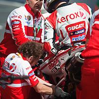 Michele Fabrizio, Ducati