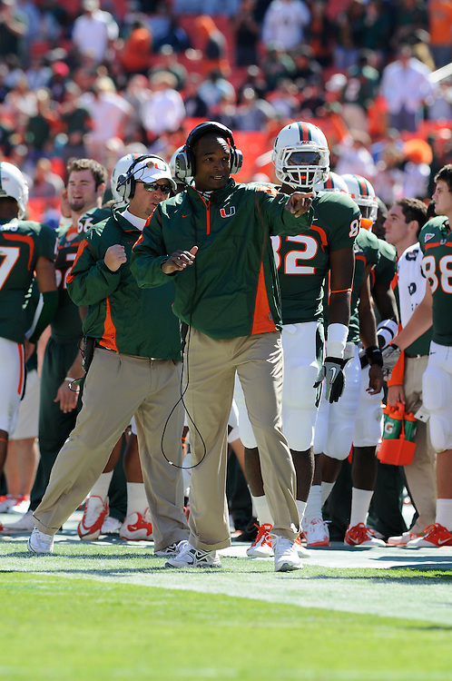 2010 Miami Hurricanes Football vs Maryland