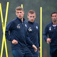 St Johnstone Training