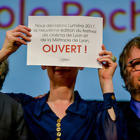 9th Film Festival in Lyon - Opening