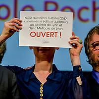 9th Film Festival in Lyon - Opening