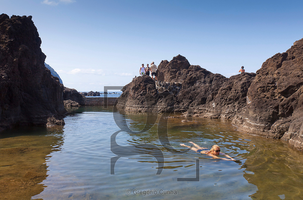 Piscinas do Porto Moniz, Natural swimming pools of Porto Moniz,