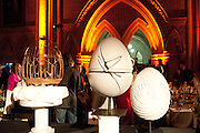 THE FABERGÉ BIG EGG HUNT AUCTION in aid of Action for Children. Royal Courts of Justice. London. 20 March 2012.