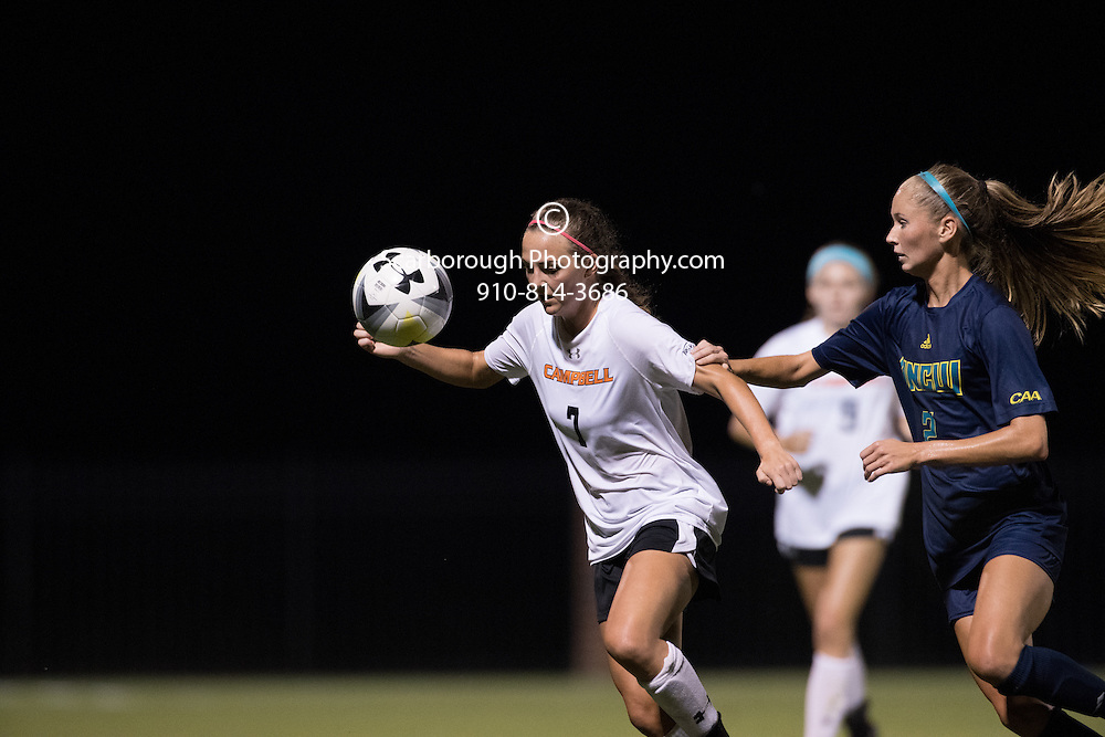 2016 Campbell University Women Soccer vs UNC Wimlington