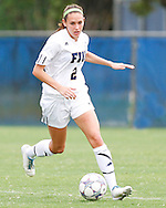 FIU Women's Soccer Team during spring game at FIU Soccer Field.