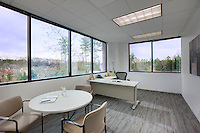 Interior image of Raleigh North Carolina office building by Jeffrey Sauers of Commercial Photographics, Architectural Photo Artistry in Washington DC, Virginia to Florida and PA to New England