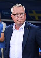 FUSSBALL WM 2018  Vorrunde  Gruppe F   ----- Deutschland - Schweden       23.06.2018 Trainer Janne Andersson (Schweden)
