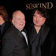 NLD/Amsterdam/20120115 - Premiere Suskind, Rob van de Meeberg en San Fu Maltha