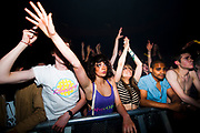 © Naki Kouyioumtzis.Bugged Out Presents Planet Turbo, at The Coronet, Old Kent Road, London, UK.<br /> featuring: Erol Alkan, Tiga, DMX Krew, Thomas Von Party, Boys Noize, Trevor Jackson and Matt Walsh.