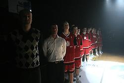 Jure Zdovc, Miro Alilovic in Ekipa Zahoda na Dnevu slovenske moske kosarke, 26. decembra 2008, na Planini, Kranj, Slovenija. (Photo by Vid Ponikvar / Sportida)
