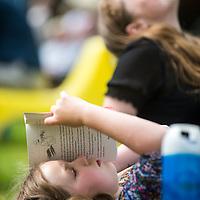 Borders Book Festival - Saturday