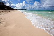 Waimanalo Beach Park, Oahu, Hawaii