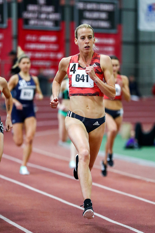 womens 800 meters, Lyndsey Sharp, adidas<br /> Boston University Scarlet and White<br /> Indoor Track & Field, Bruce LeHane