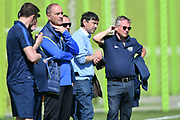 01.04.2017; Zuerich; <br /> Fussball FCZ Academy - FC Schwamendingen - Letzikids; <br /> <br /> (Andy Mueller/freshfocus)