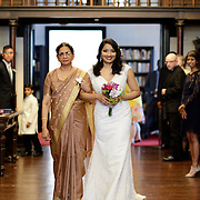 Wedding of Kishwer &amp; Gino Barrica<br />