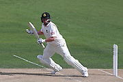 Sussex batsman Matt Machan during the Specsavers County Champ Div 2 match between Sussex County Cricket Club and Essex County Cricket Club at the 1st Central County Ground, Hove, United Kingdom on 17 April 2016. Photo by Bennett Dean.
