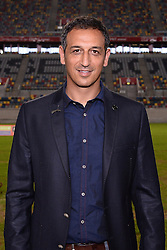 02.07.2015, Esprit Arena, Duesseldorf, GER, 2. FBL, Fortuna Duesseldorf, Fototermin, im Bild Sportdirektor Rachid Azzouzi ( Fortuna Duesseldorf / Portrait ) // during the official Team and Portrait Photoshoot of German 2nd Bundesliga Club Fortuna Duesseldorf at the Esprit Arena in Duesseldorf, Germany on 2015/07/02. EXPA Pictures © 2015, PhotoCredit: EXPA/ Eibner-Pressefoto/ Thienel<br /> <br /> *****ATTENTION - OUT of GER*****