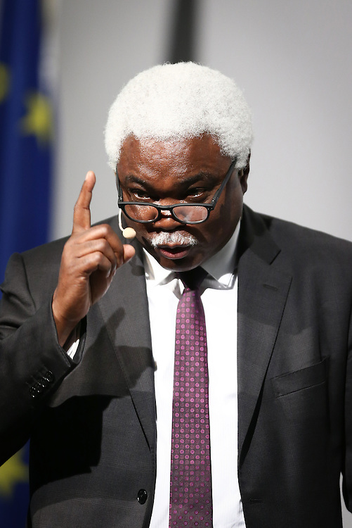 03 June 2015 - Belgium - Brussels - European Development Days - EDD - Urban - Sustainable cities - Good for the global North , but not the global South? - Dr. Jean-Pierre Elong-Mbassi , Secretary General , United Cities and Local Governments of Africa (UCLGA) © European Union