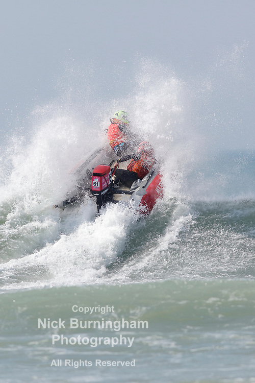 2018 Thundercat Racing Championship Day 1<br /> Fistral Beach. Newquay, Cornwall, UK. 21st April, 2018. Day One of the Thundercat Championships takes place on Fistral Beach.
