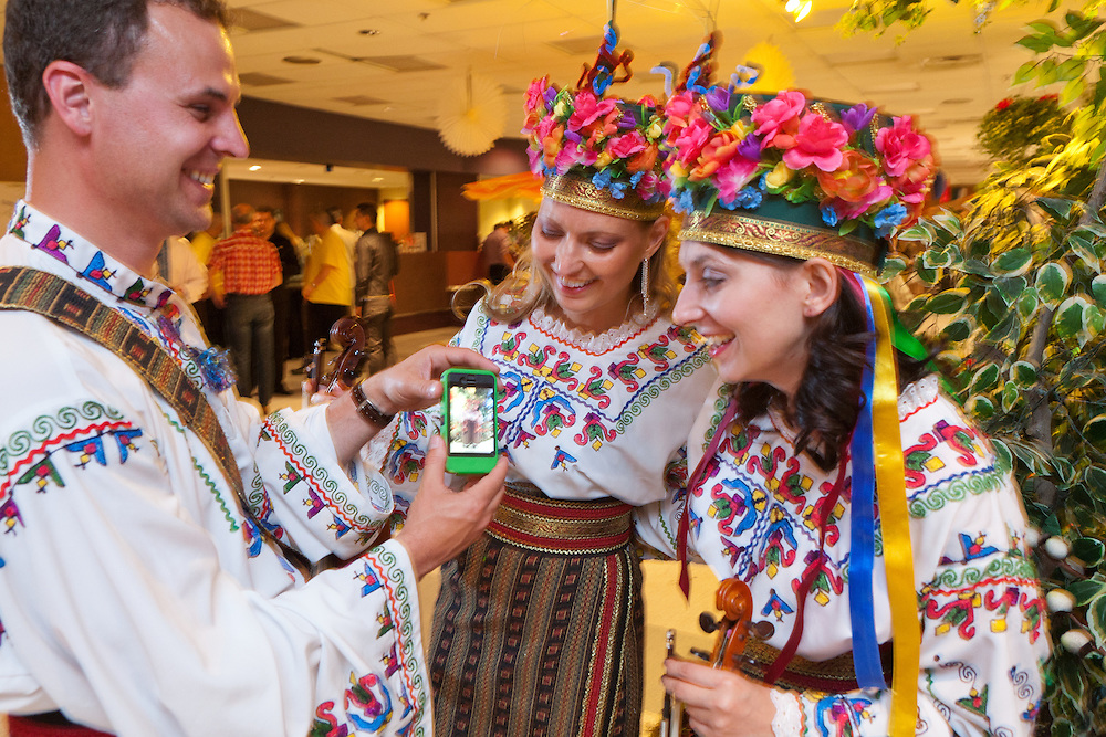 Vesna, A Celebration of Spring. Vesna Festival is one of Canada's largest and longest running Ukrainian cultural festivals. Dancers.