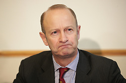 © Licensed to London News Pictures . 29/09/2017. Torquay, UK. New leader HENRY BOLTON  . The UK Independence Party Conference at the Riviera International Centre . UKIP is due to announce the winner of a leadership election which has the potential to split the party . Photo credit: Joel Goodman/LNP
