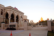 For a Brian Knowlton FF story on Muslim women in the US..USA, Atlanta, GA. 29, OCTOBER, 2010. The Al-Farooq Masjid before sunset and prayers in Atlanta... //// KENDRICK BRINSON/LUCEO for the International Herald Tribune