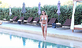 EXCLUSIVE - Sam Faiers looking stunning in her Bikini while on Holiday