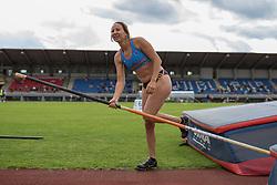 during Slovenian Athletic Cup 2018, on June 24, 2018 in Stadion ZAK, Ljubljana, Slovenia. Photo by Urban Urbanc / Sportida