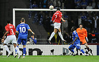 1:0 Tor Cristiano Ronaldo , Torwart Petr Cech Chelsea geschlagen<br /> Champions League Finale Manchester United FC - FC Chelsea <br /> <br /> Norway onlu