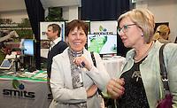 AMSTERDAM - Nationaal Golf Congres & Beurs 2015. NVG.  Jaqueline Lambrechtse  FOTO KOEN SUYK
