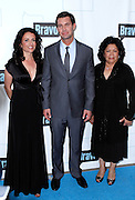 Jenny Pulos, Jeff Lewis and Zoila attend the 2010 Bravo Media Upfront Party at Skylight Studios in New York City on March 10, 2010.