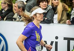 Runners during 20th Ljubljana Marathon 2015, on October 25, 2015 in Ljubljana, Slovenia. Photo by Vid Ponikvar / Sportida