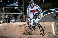 #3 (WHYTE Tre) GBR at the 2014 UCI BMX Supercross World Cup in Santiago Del Estero, Argentina.