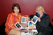 23.APRIL.2012. LONDON<br /> <br /> KATHY LETTE AND MARTINA COLE ATTEND WORLD BOOK NIGHT, SOUTHBANK, LONDON <br /> <br /> BYLINE: EDBIMAGEARCHIVE.COM<br /> <br /> *THIS IMAGE IS STRICTLY FOR UK NEWSPAPERS AND MAGAZINES ONLY*<br /> *FOR WORLD WIDE SALES AND WEB USE PLEASE CONTACT EDBIMAGEARCHIVE - 0208 954 5968*