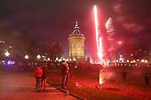 Silvester in Mannheim