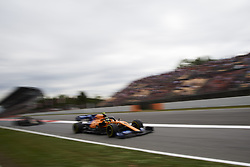 May 11, 2019 - Barcelona, Spain - Lando Norris of United Kingdom driving the (4) McLaren F1 Team MCL34 during qualifying for the F1 Grand Prix of Spain at Circuit de Barcelona-Catalunya on May 11, 2019 in Barcelona, Spain. (Credit Image: © Jose Breton/NurPhoto via ZUMA Press)
