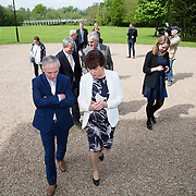 05.05. 2017.                          <br /> The Minister for Education and Skills, Richard Bruton, TD today officially launched a Post Graduate Qualification in&nbsp;School Leadership&nbsp;at the University of Limerick, aimed at those aspiring to senior leadership positions in schools. The establishment of this programme forms part of the Government&rsquo;s Action Plan for Education (2016-2019) and it aims to develop leadership capacity in Irish Primary and Post Primary Schools. <br /> <br /> Pictured at the launch were, Minister for Education &amp; Skills, Richard Bruton T.D. and Mary Nihill, Centre for School Leadership. Picture: Alan Place.